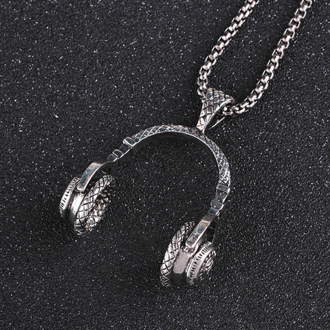 Image of Mens Earphone Chain For Men (Free)