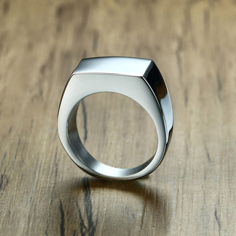 Black Square Ring