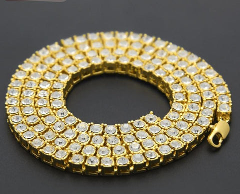 Image of Iced Out Tennis Chain