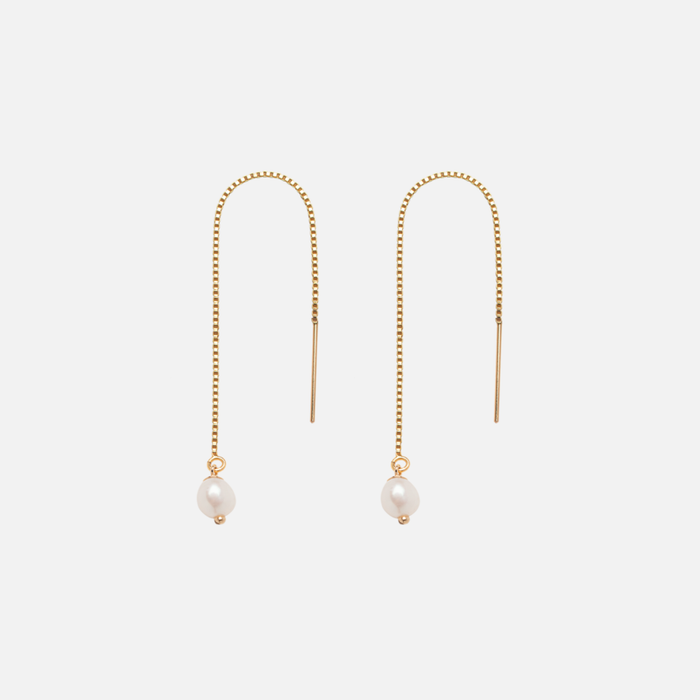 Ear Threader 14K Gold Fill