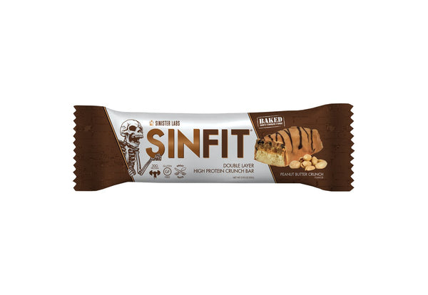SINFIT® - Peanut Butter Crunch Bar