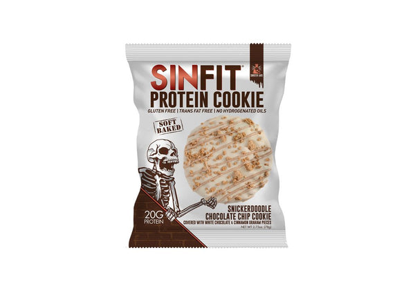 SINFIT® Snickerdoodle Protein Cookie