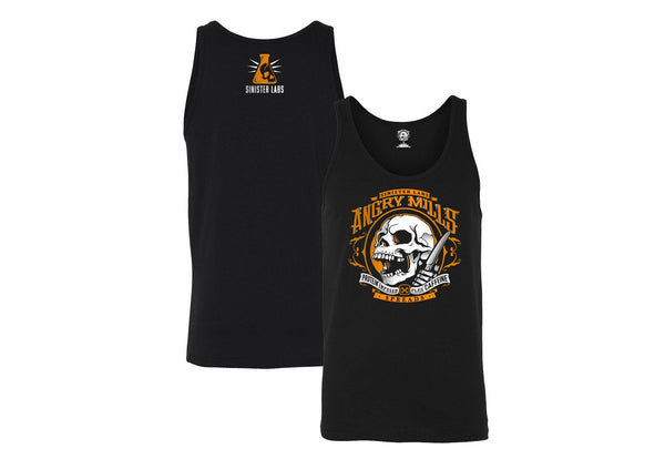 Angry Mills Tank - Men's