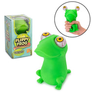 Squishy Eye Popping Frog - Funky Toys