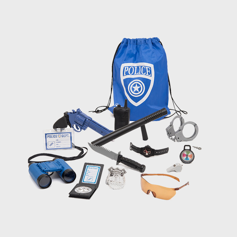 Police Role Play Kit - Funky Toys