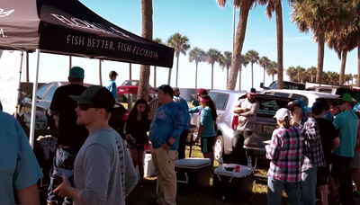 Coastal Clean-Up w/ TBFC: Courtney Campbell Boat Ramp