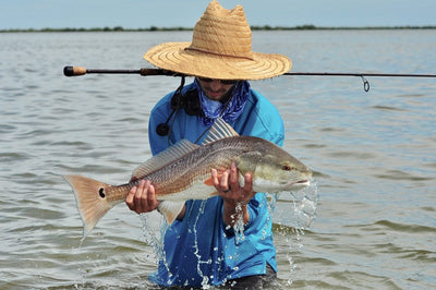 My Hunt For A Monster Redfish