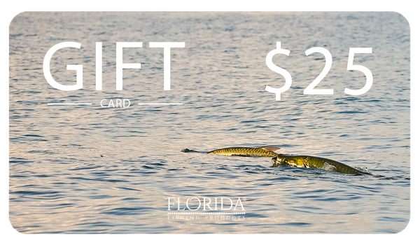 Florida Fishing Products Gift Card - Holiday Fishing Gift Ideas for Men