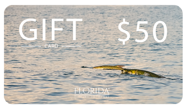 FFP $50 Gift Card - Fishing Gifts for Dad