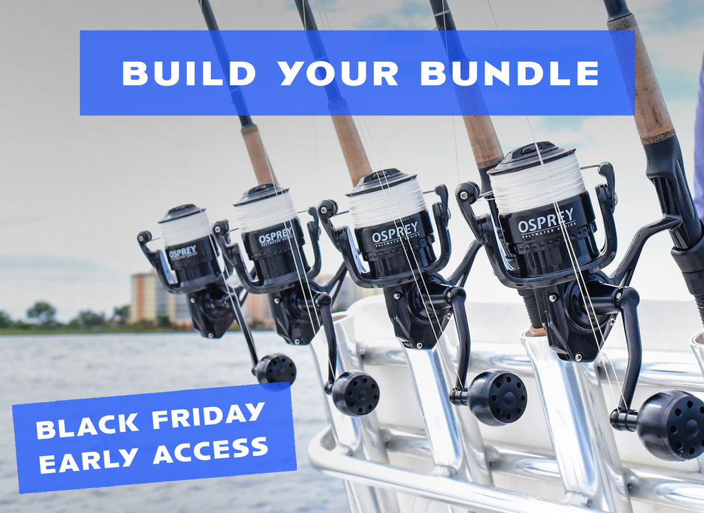 Black Friday Fishing Deals 2020