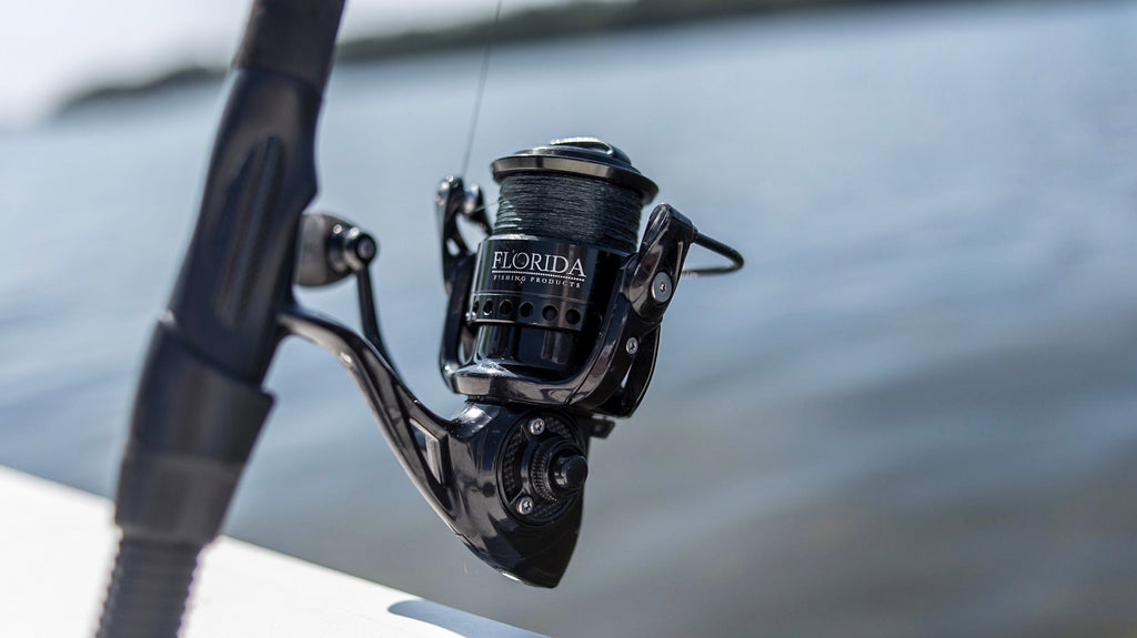 Osprey Spinning Reel - Florida Fishing Products