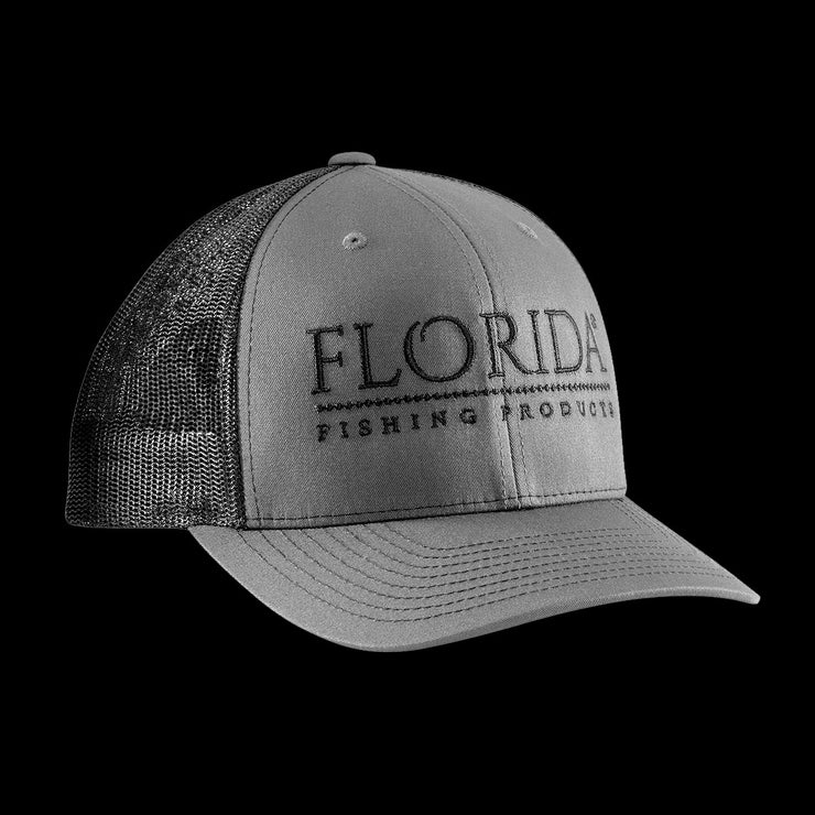 FFP Logo Trucker - Charcoal / Black (Black)
