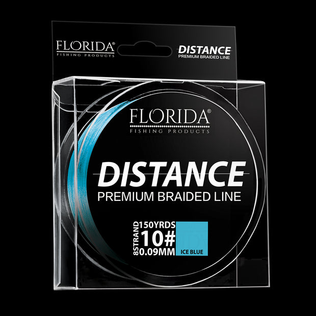 Distance Braided Line - 10# 150YRDS