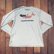 Megalops Americanus Performance Shirt