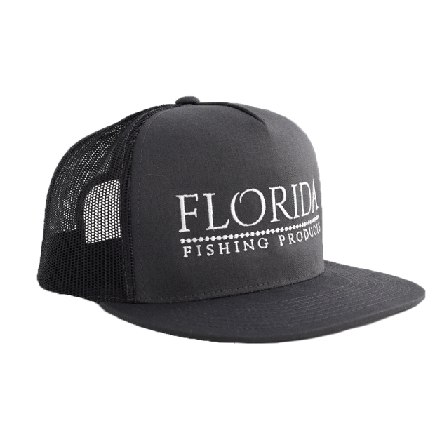 FFP Logo Trucker - Charcoal/Black