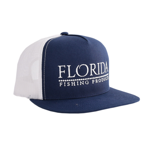 FFP Logo Trucker - Navy/White