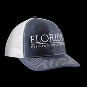 FFP Logo Trucker - Navy / White
