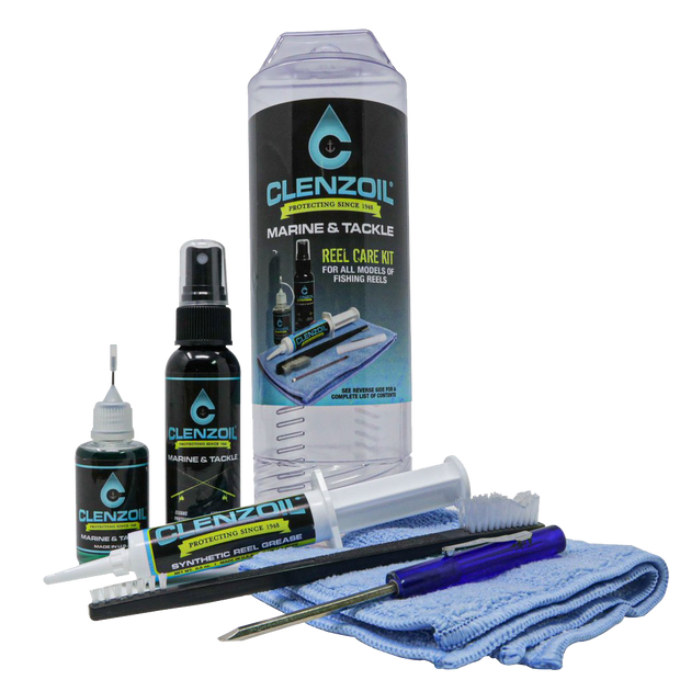 Marine & Tackle Reel Care Kit