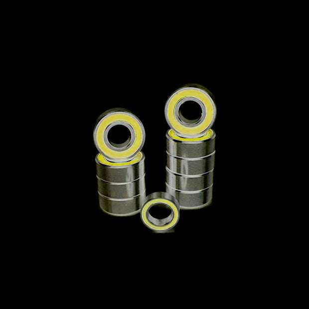 Rubber Sealed Roller Bearing | Boca Bearing
