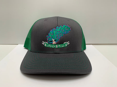 """Slug Life"" Nudibranch Hats"