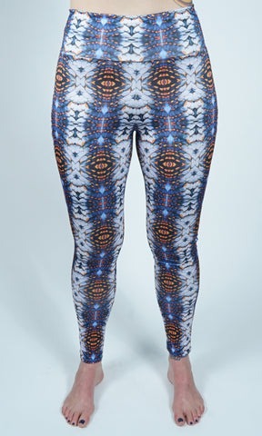 Cuthona Yamasui Nudibranch Inspired Leggings