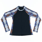 Cuthona Yamasui Nudibranch Inspired Rashguard Shirt