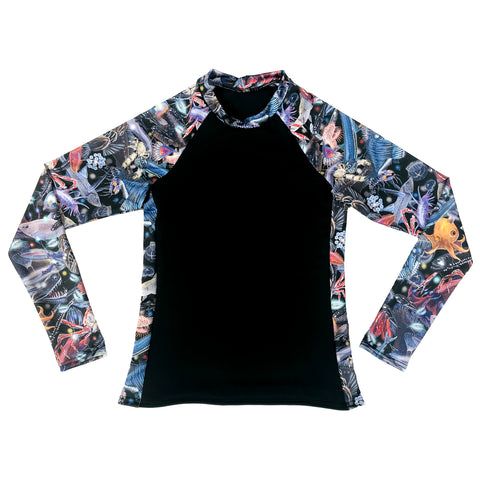 Deep Sea Rashguard Shirt