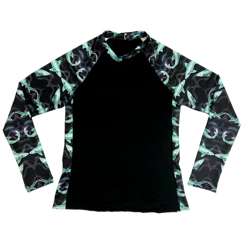 Night Dive Rashguard Shirt
