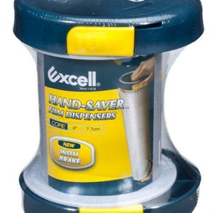 "Excell Hand-Saver Film Dispensers Core 3"" SF-756 - Black"