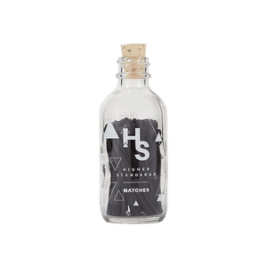 Higher Standards Mini Match Bottle