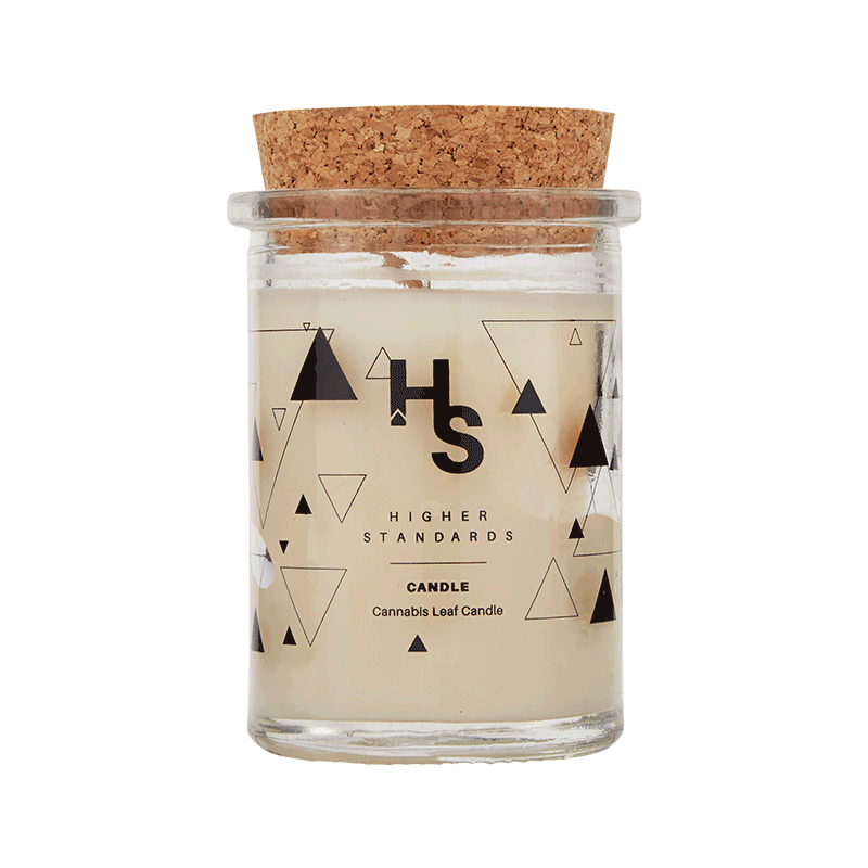 Higher Standards Candle