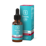 Sentia Wellness - Social Broad Spectrum Drops - 1500 mg -