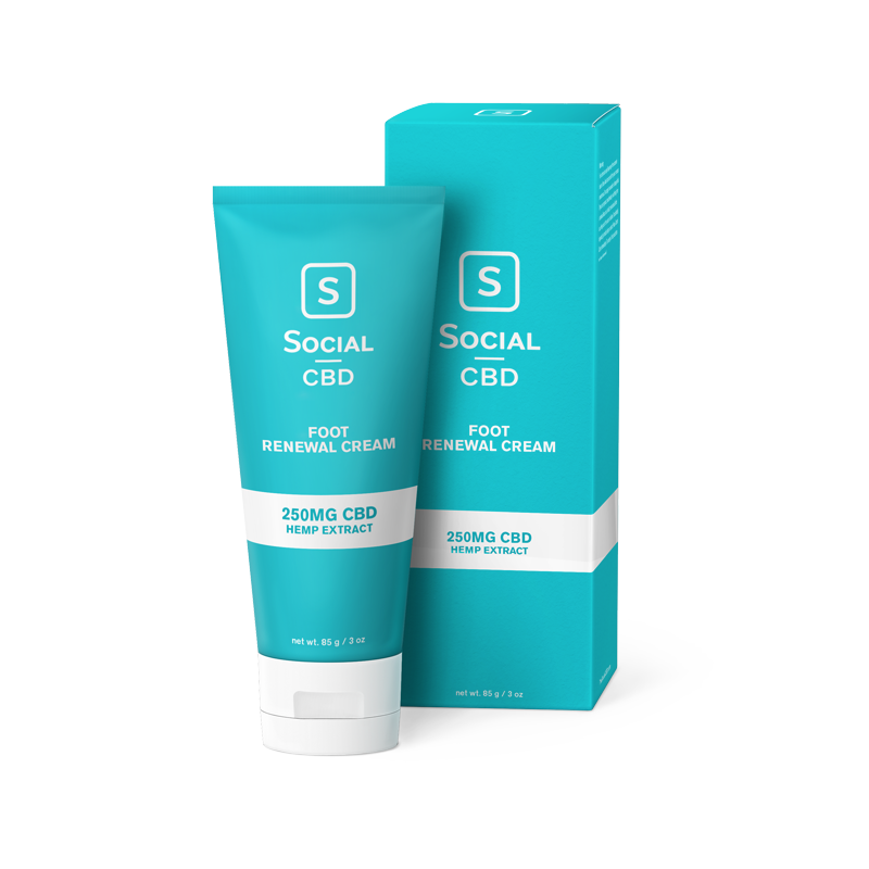 Social - Foot Renewal Cream
