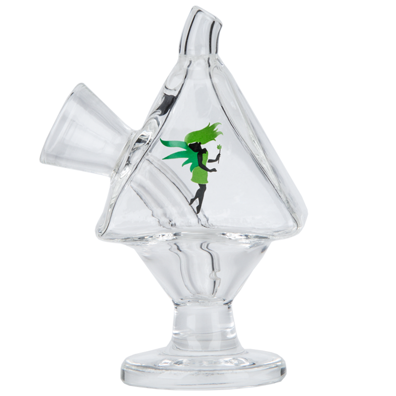 King Toke Pyramid Bubbler