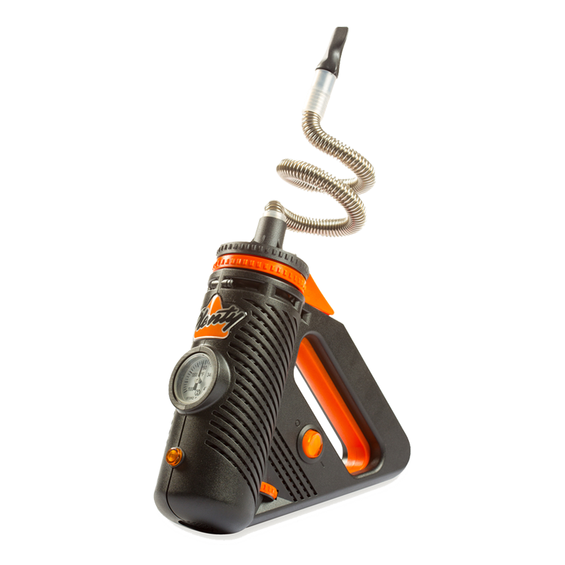 The PLENTY Vaporizer