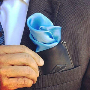Best Hombre Pocket Square Holder