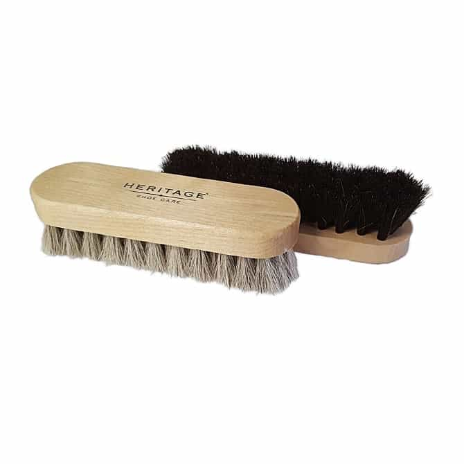 Heritage Mini Brushes - Kicks For Gents - Brush -
