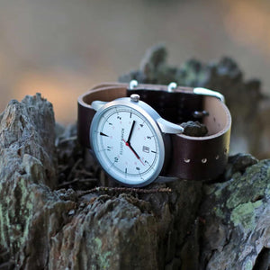 Elliot Havok WHITE CLASSIC HAVOK WATCH - 40MM