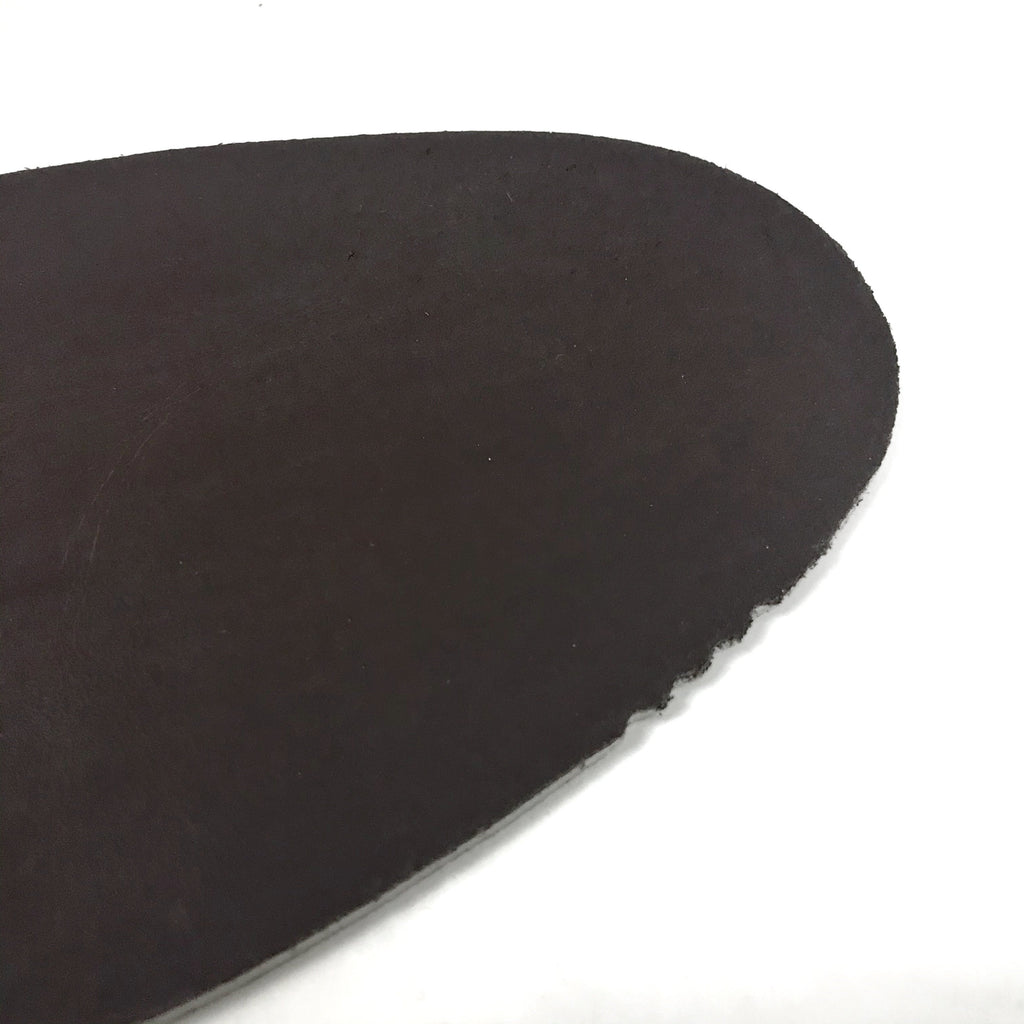 KFG Leather Sneaker Insole -Brown