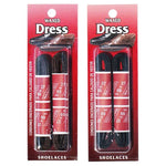 Dress Waxed Shoelaces - Round - Kicks For Gents - Shoelaces - Shoe Accessories, Shoelaces