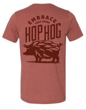 Clay Embrace Your Inner Hop Hog T-Shirt