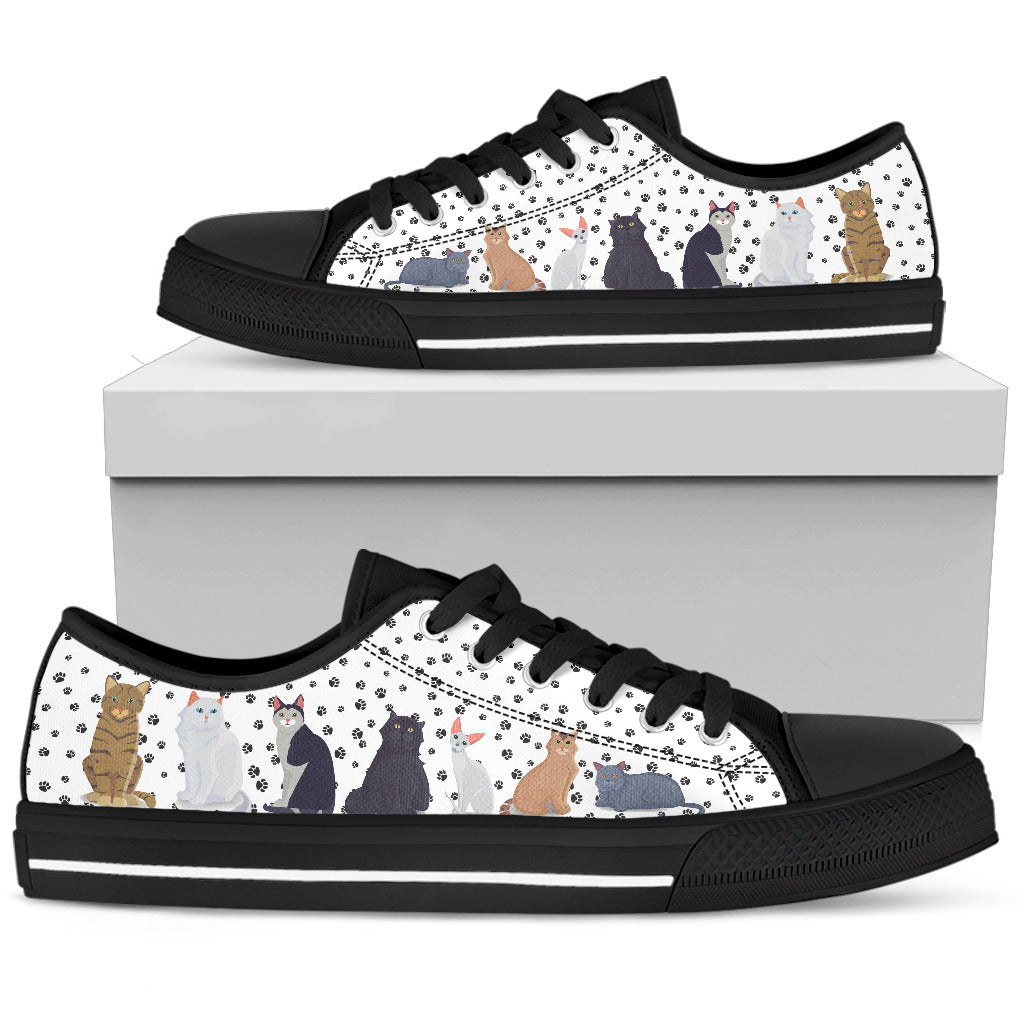 Micioni - Low Top Donna -