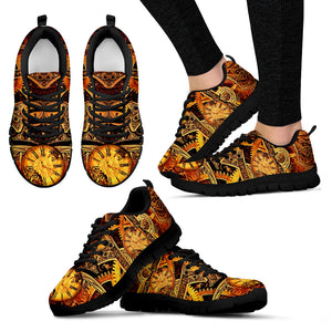 Steampunk/S2 - Sneakers Donna -