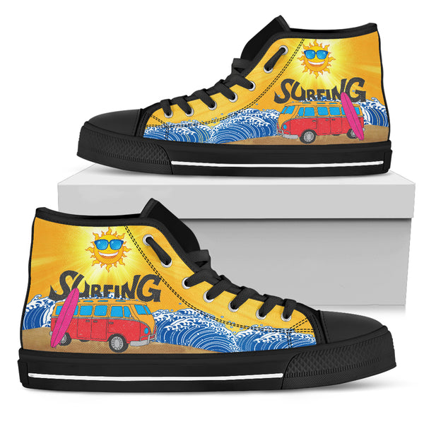 Surf - Sneakers Alte Donna -