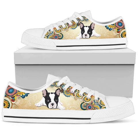 French Bulldog 1 - Low Top Donna -