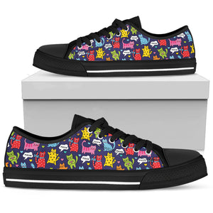 Meow - Low Top Donna -