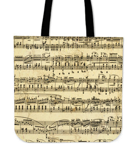 Spartito - Tote Bag -