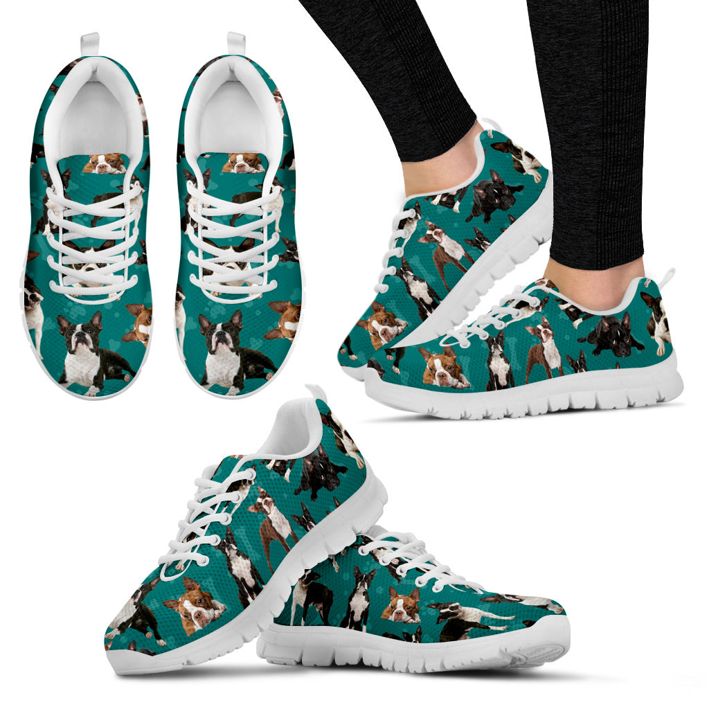Boston Terrier 1 - Sneakers Donna -