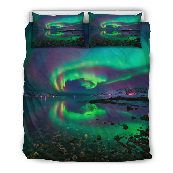 Northern Lights Doona Bedding 3 Piece Set