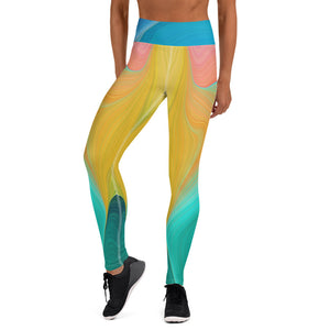 Alba - Yoga Leggings -
